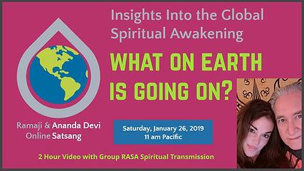Plus RASA Jan 26 2019 Satsang Global Awa