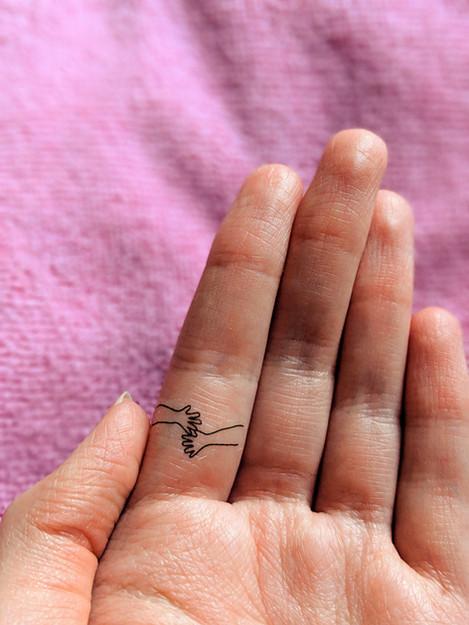 Self-Love Tattoo Design