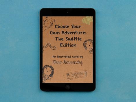 Interactive Graphic Novel