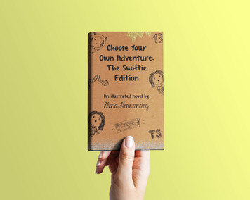 Choose Your Own Adventure Graphic Novel