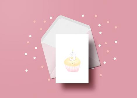 Baby Card Design