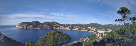 """""""Island View"""" Mallorca, Spain"""