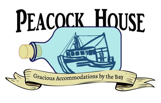 Peacock House Logo