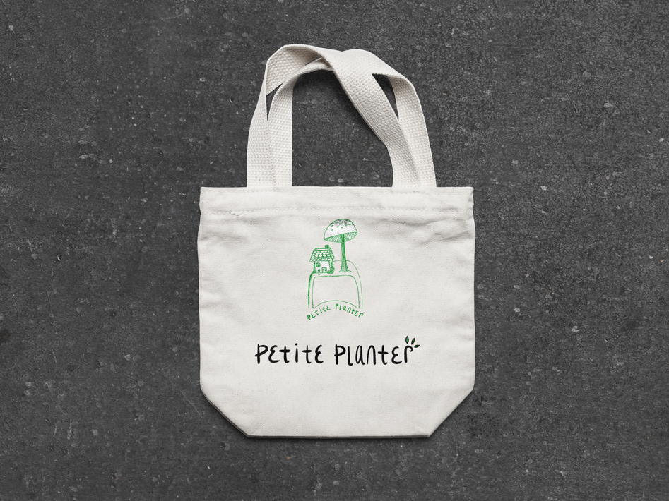 Petite Planter Logo