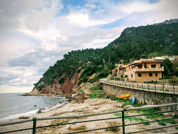 """Coastline"" Mallorca, Spain"