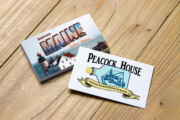 Peacock House Logo