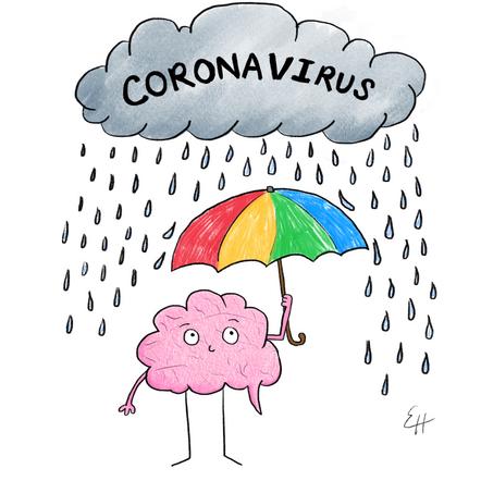 COVID Children's Illustration