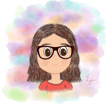 Children's Illustration: Self Portrait