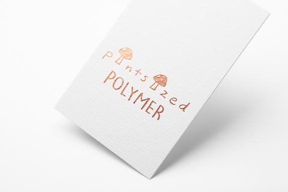 Pintsized Polymer Logo