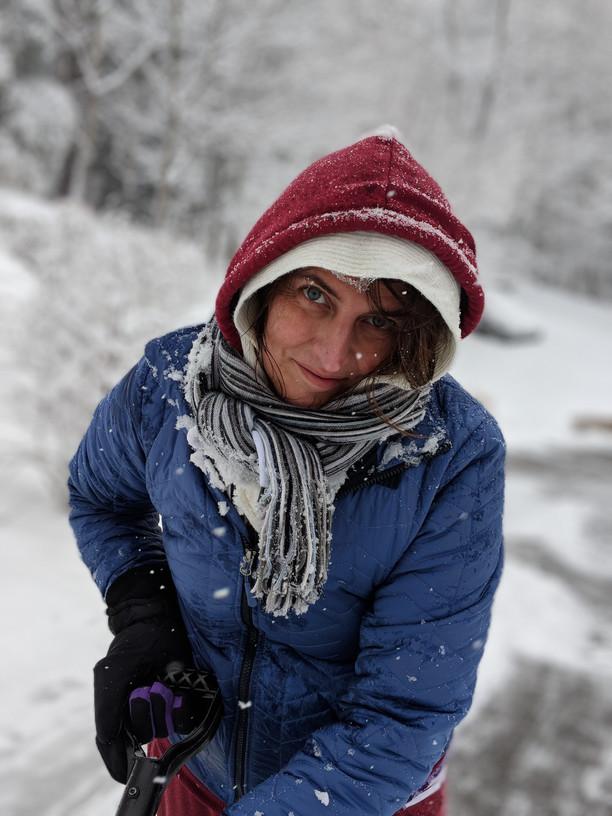 """Snow Day"" Roanoke, Virginia"