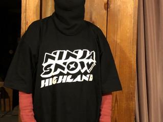 ようこそ NINJA SNOW HIGHLAND!!