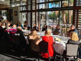 Your invited– A newlocalbusiness network group is now in full swingin our regionCalledBribie B