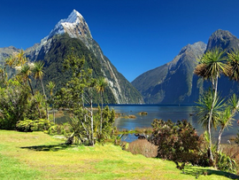 THE FJORDS AND THE HEAVENLY SOUTH – SURROUNDED BY BEAUTY IN NEW ZEALAND