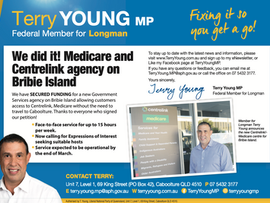 MP Terry Young Apology
