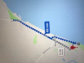 PROPOSED BEACHMERE HERITAGE AND HEALTH WALK