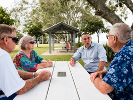 Bribie Islanders will soon have face-to-face access to Federal Government Services like Medicare and