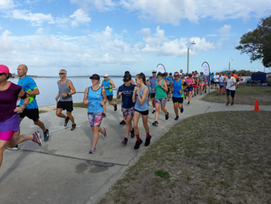 Keeping Fit on Bribie Island for 2021 and it's Free!
