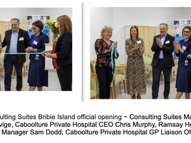 Boost to Specialist Care on Bribie