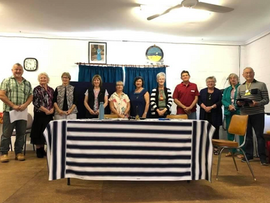 New Name and Committee for Toorbul & Donnybrook Pensioners Club