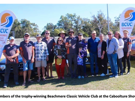 Beachmere Classics Shine at Caboolture Meet
