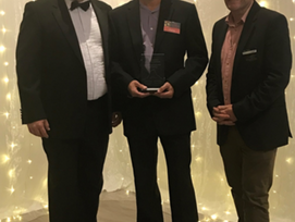 Local Business Wins Silver Business award 2ndyear in a Row