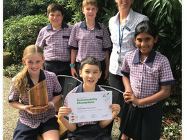 Moreton Bay's young recycling champions!