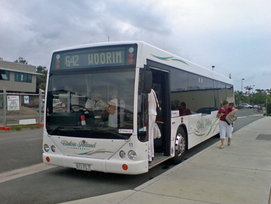 Changes Afoot At Bribie Bus Lines