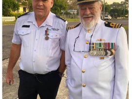 ANZAC DAY AT TOORBUL