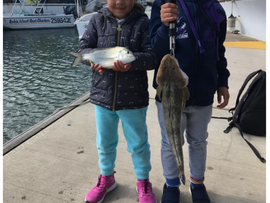 August 2020 Fishing Report – The Island and Surrounds