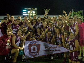 The Mighty Bulldogs Premiers 2019