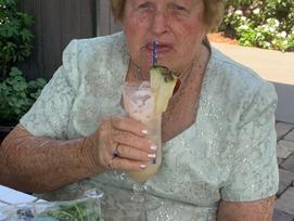 Happy 85th Birthday, Daphne Franklins