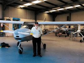 Bribie Island Pilot turned Author shares stories of flight
