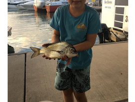May Fishing Report- The Island and Surrounds