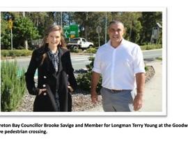 Federal Govt Sets $472,000 to Save Lives in Longman