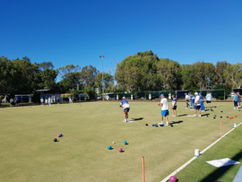 Beachmere Community Lawn Bowls Club