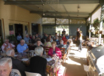 Probus Visits a Great Local Winery