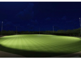 New funding to light up Sandstone Point Community and Sports Complex