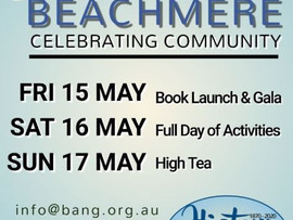 Back to Beachmere – May 2020
