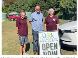 Winner of Last Issue's QLD Car Sales & Detailing Volunteer Award
