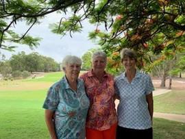 Bribie Island Golf Club Ladies Results from19thNovember2019 to 3rdDecember, 2019: