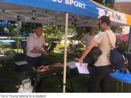 University of Sunshine Coast's (USC) Orientation Day