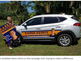 Grassroots approach driving candidate