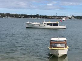 Classic Boat Regatta Captures Locals' Imagination