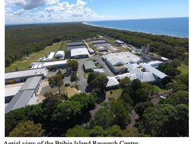 Bribie Island ResearchCentreKey to Queensland'sSeafood Security