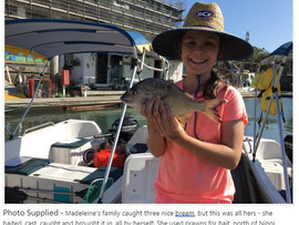 October Fishing Report- The Island and Surrounds