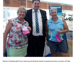 Open Ladies Golf Results