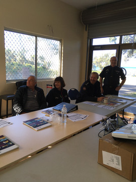 Beachmere Disaster Management Group Training for all Contingencies