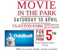 """""""Oddball"""" - Movie In the Park"""