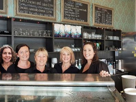 Café Bella in Woolworths Shopping Complex Turns 1 next Month!