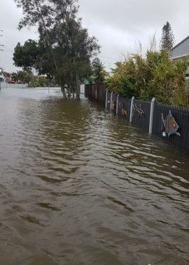 BEACHMERE RESIDENTS FAILED BY POOR WATER MANAGEMENT PLAN